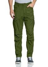 G Star RAW Rovic Loose Cargo Pant, DK Nuri Green, Size W33/L32 $190 - $89.75