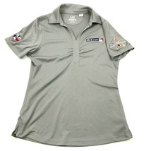 CB DryTec Womens Golf Polo Size M UPF 50+ Protection MLB Baseball MIAMI ... - $23.53