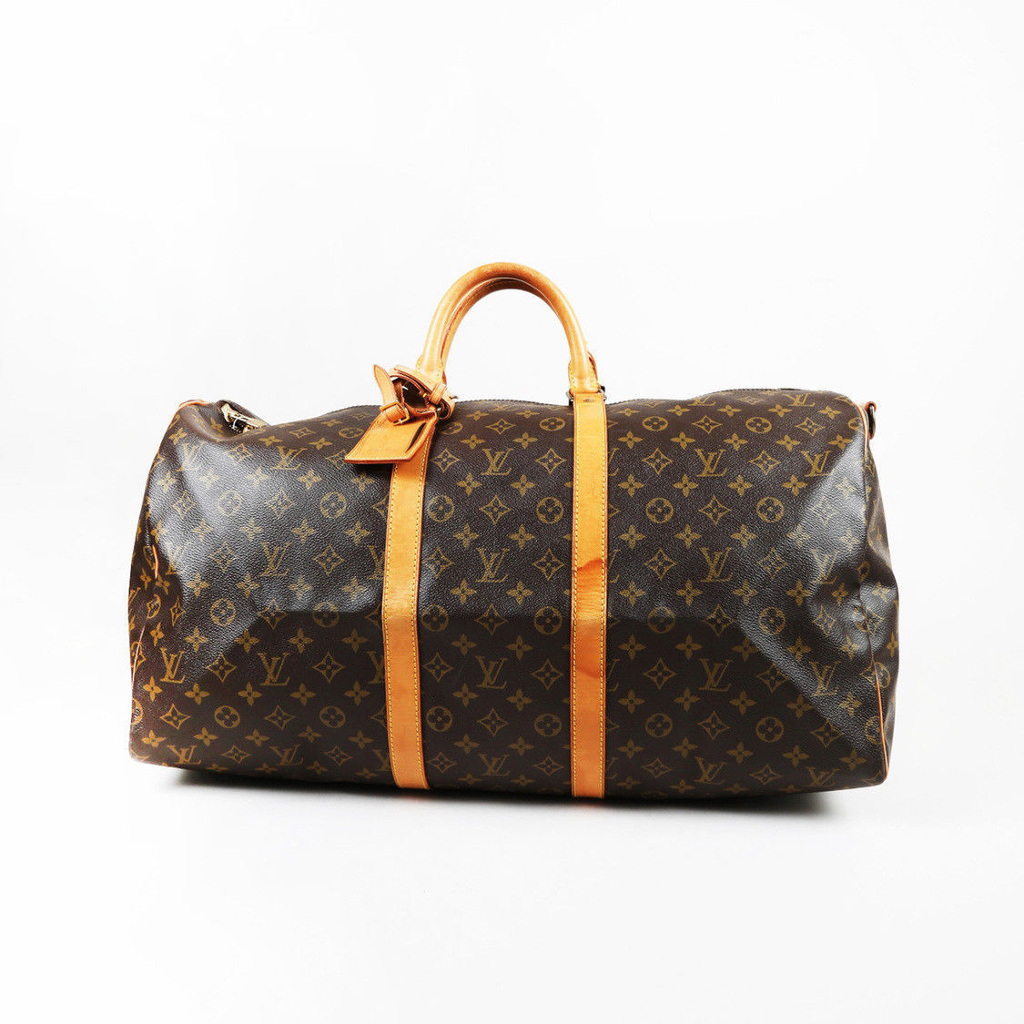 8752f7d9dcb5 VINTAGE Louis Vuitton Brown Monogram Coated and 50 similar items. S l1600