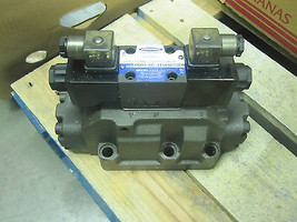 INTERNATIONAL DG08-6C DIRECTIONAL CONTROL VALVE DG03-6C-115VAC72DN - $445.50