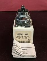 Eaton Cutler Hammer 10250T1333 Selector Switch NIB - $34.60