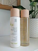 Feel Free Refreshing Facial Toner & Cleansing Milk  Lemon,  Jojoba, Camm... - $30.99