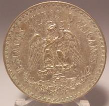 KM# 455 1933-M Silver Mexican Peso XF/AU #0767 - $34.99