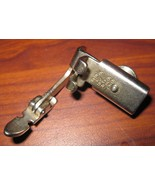 Singer Slant Shank Zipper Foot #161166 Great Britain - $7.50