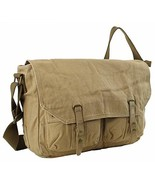 "Vagarant Traveler 15"" Casual Style Shoulder Messenger Bag C52.KK - $64.00"