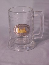 "Navy Pier Chicago Beer glass approx. 5.25"" tall - $9.45"