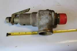 """Kunkle Valve 6010-GF01 Safety Relief Valve 1 1/4"""" 110psi New image 3"""