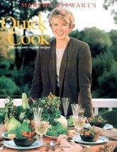 Martha Stewart's Quick Cook Stewart, Martha - $2.31