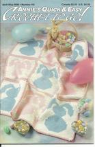 Annie's Crochet To Go Magazine~# 110 - $5.00