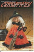 Annie's Crochet To Go Magazine~# 113 - $5.00