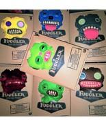 7 New Fuggler FUGGLERS Ugly Monster Plush Teeth Belch Squidge Rabbit Oog... - $156.41