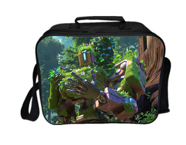 Overwatch Lunch Box Summer Series Lunch Bag Bastion - $17.99