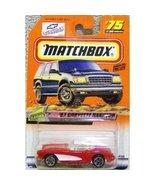 Matchbox 1998-75 of 100 Classics '57 Corvette H... - $2.99