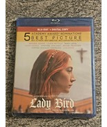 Lady Bird (Canadian Blu-ray with USA Compatible Disc) BRAND NEW / FACTOR... - $14.95