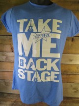 Take Me Back Stage WIL 92.3 St. Louis Womens T-Shirt Size L - $8.90
