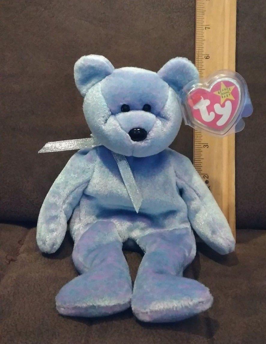 Ty Beanie Baby Clubby 2 - MWMT d9de475fda08