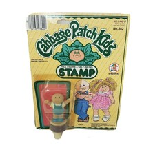 VINTAGE 1984 CABBAGE PATCH KIDS FULL FIGURE BOY SELF INKING STAMP IN PAC... - $28.99