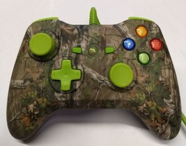 PowerA ProEX Realtree Max-5 Xbox 360 Wired Controller (Camo) EXCELLENT - $15.83