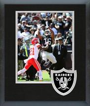 Tyrell Williams 2019 Oakland Raiders #16 -11x14 Team Logo Matted/Framed ... - $42.95
