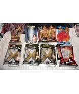 8 Mattel jakks Pacific WWE action figure EMPTY Boxes For DISPLAY - $11.00
