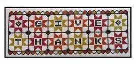 Give Thanks cross stitch chart The Stitcherhood - $8.10