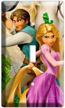 Rapunzel Flynn Tangled Movie Single Light Switch Plate - $9.99
