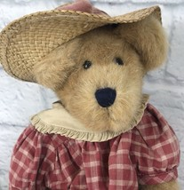 """Vtg Boyds Bears PLUSH 1999 14"""" Anna Belle THE ARCHIVE COLLECTION SERIES  - $14.26"""