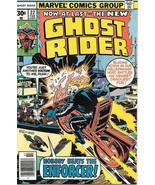 Ghost Rider Comic Book #22, Marvel Comics 1977 VERY FINE/NEAR MINT - $13.54