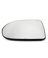 Fits 07-17 Jeep Compass Left Driver Mirror Glass w/Holder OE - $48.46