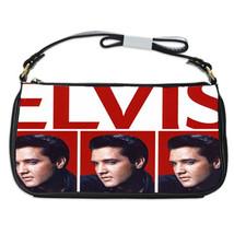 Elvis Presley Photo Shoulder Clutch Bag/Handbag/Purse-02 - $20.99