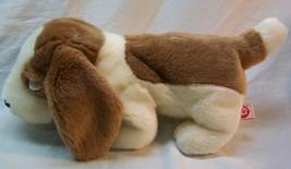 "TY Beanie Buddies CUTE SOFT BASSET HOUND 13"" Plush Stuffed Animal Toy 1998 - $18.32"