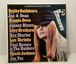 The In Crowd Jan & Dean Johnny Rivers Ray Charles Lp Record Stereo - $3.96