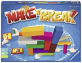 Ravensburger Make 'N' Break Family Action Game - $42.03