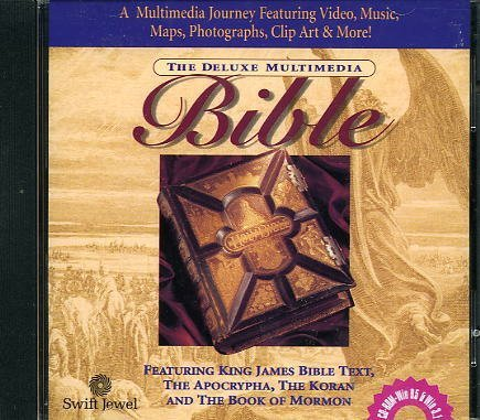 The Deluxe Multimedia Bible [Color] [CD-ROM] by Cosmi / Swift