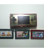 Nintendo Game Boy Micro Console software set sale Video Game From Japan  - $148.49