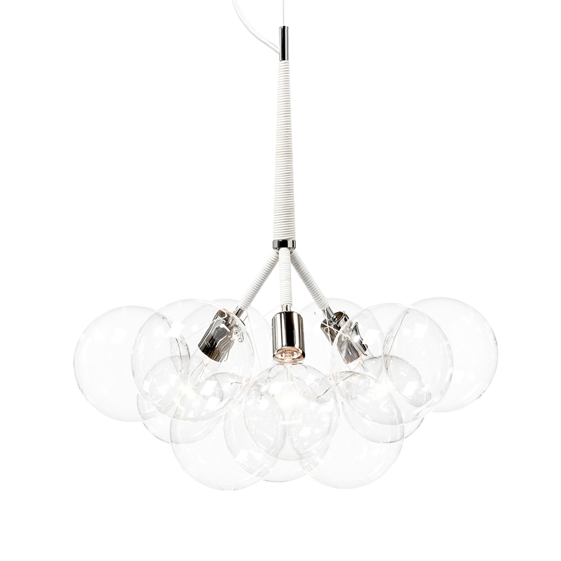 Primary image for JR1971 LARGE BUBBLE CHANDELIER