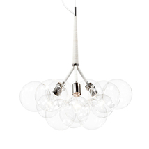 JR1971 LARGE BUBBLE CHANDELIER - $2,658.00+