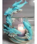 Dolphin Polyresin Electric Oil Warmer - $29.95