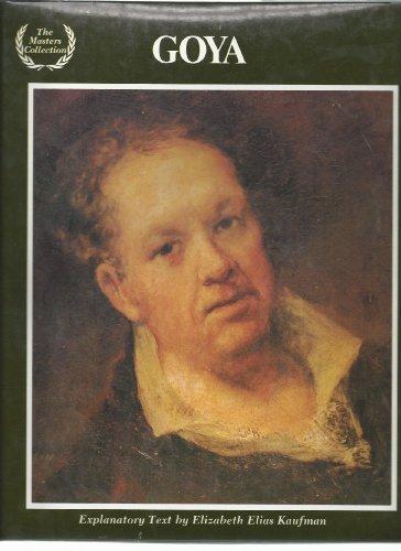 Goya by Kaufman, Elizabeth