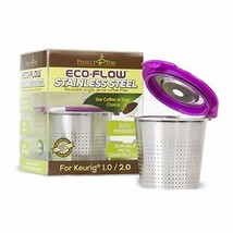 ECO-Flow Stainless Steel Reusable Filter - €22,98 EUR