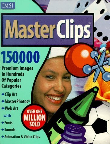 Master Clips 150,000 (I M S I) Clip Art Collection