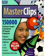 Master Clips 150,000 (I M S I) Clip Art Collection - $69.99