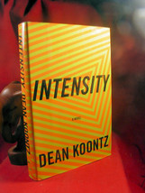 INTENSITY Dean Koontz, signed, hardback, first edition, fine in jacket - $73.50