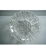 "Vintage Cut Glass 7 3/4"" Bowl - $49.45"