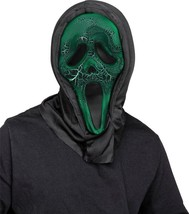 Ghost Mask Prop Adult Alien Smoldering Light-Up Gory Scary Halloween FW9... - $42.99