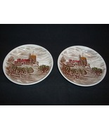 Butter Pats Johnson Bros England 2 Pieces - $16.99