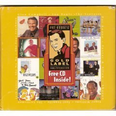 Pat Boone's Gold Label [Audio CD] Various Artists