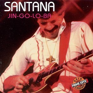 Jin-Go-La-Ba [Audio Cassette] Santana