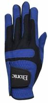 Etonic G-Sok Mult-Fit Golf Glove MLH - Blue/Black - Island Thumb x 2 Pac... - $18.04