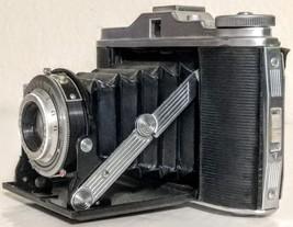 Vintage Agfa Isolette (Jsolette) Camera 1936 1937 Kamerawerk AG MUNICH G... - $197.99